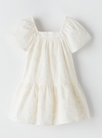 robe-zara-bebe-filles-beige