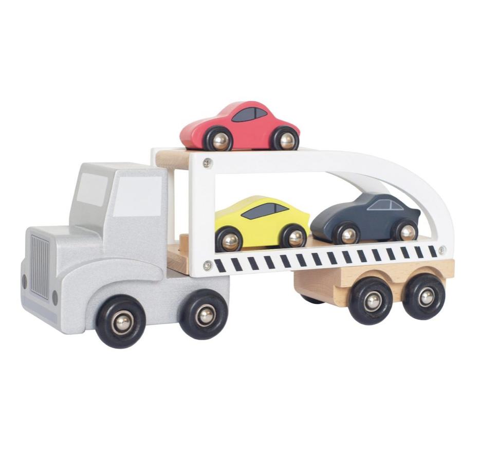 camion-bois