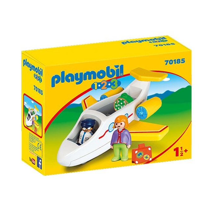 playmobil123-avion