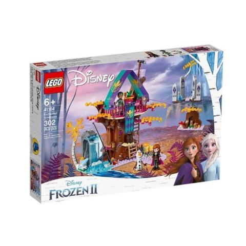 lego-reine-des-neiges-cabane-enchantee-41164