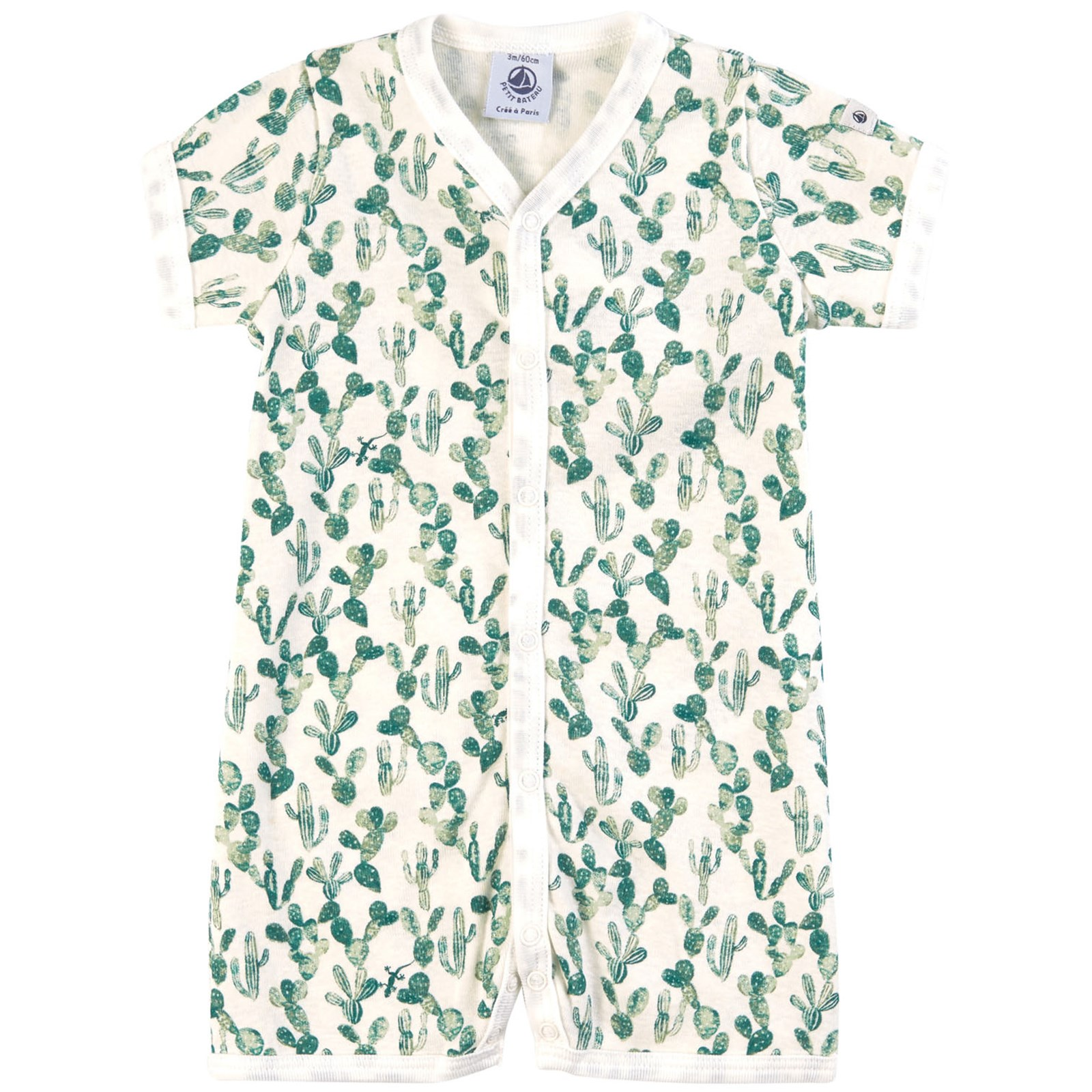 pyjama-petit-bateau-cactus-bebe