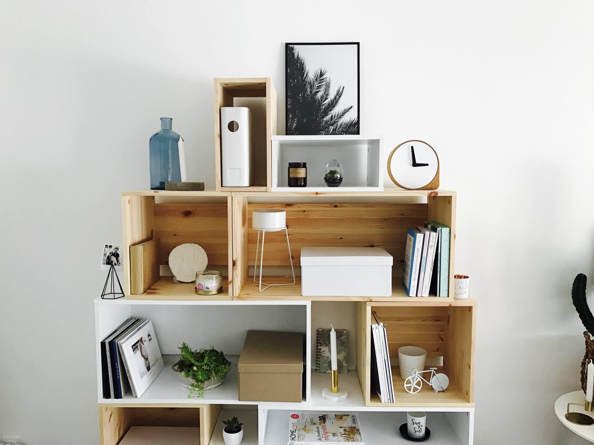 Creer un meuble scandinave soi m me juste maudinette - Juste un meuble ...