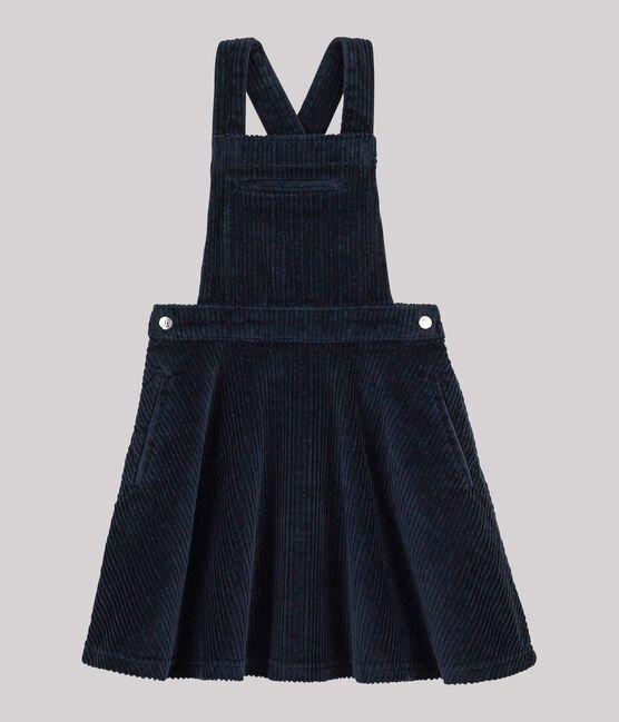 robe-salopette-petit-bateau-bleu-marine