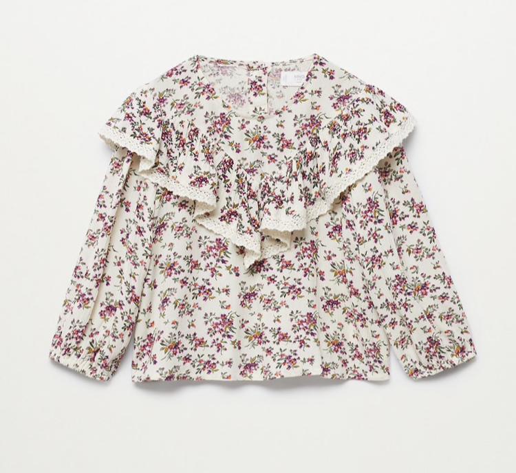 blouse-fleurie-mango