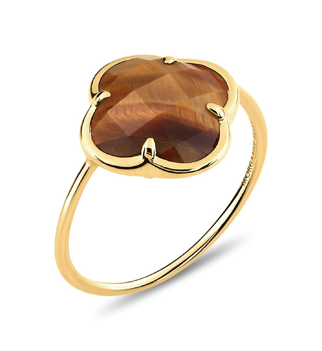 mordante-bello-bague-trefle-marron